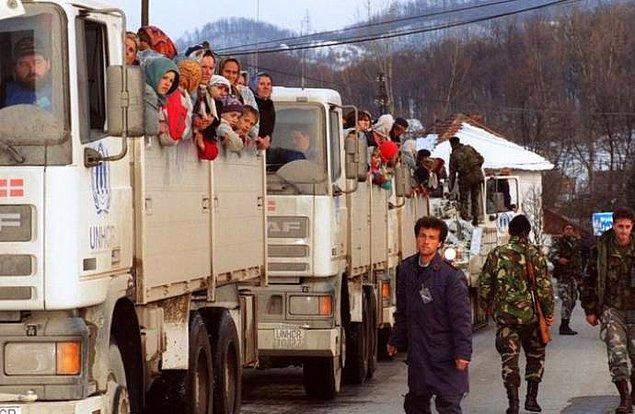 Bosna'da Yaşananlar