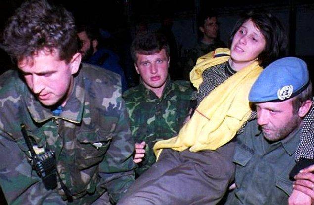 Sırp General Müebbet Hapis Cezasına Çarptırıldı