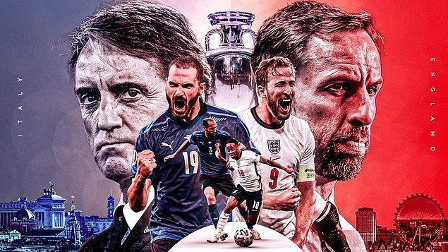 İtalya ikinci, İngiltere ilk şampiyonluğu hedefliyor