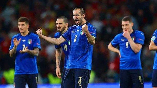 İtalya 33 Maçtır Kaybetmiyor