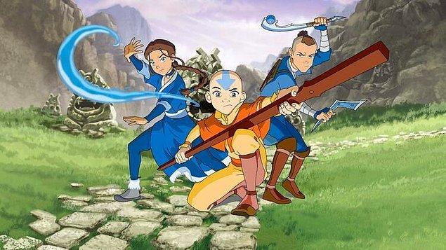 4. Avatar: Son Hava Bükücü (IMDb: 9.3)