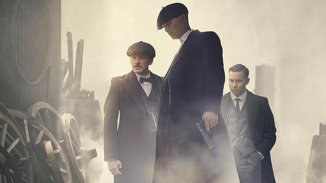 10. Peaky Blinders (IMDb: 8.8)