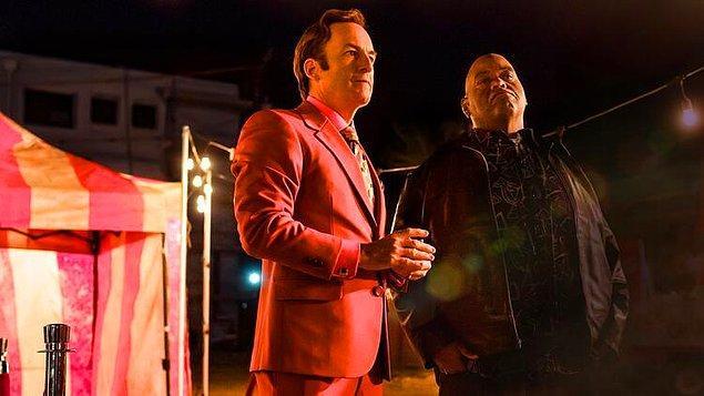 14. Better Call Saul (IMDb: 8.7)