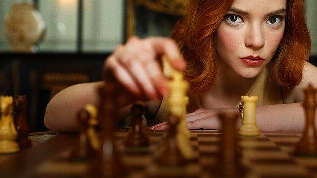 19. The Queen's Gambit (IMDb: 8.6)