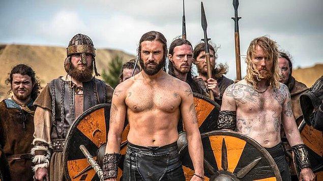 20. Vikings (IMDb: 8.5)