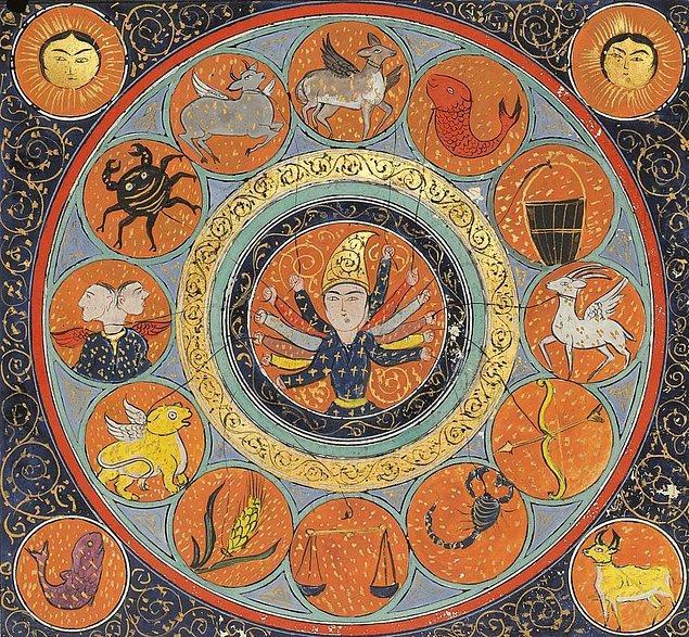 Osmanlı arşivine baktığımız zaman ilk müneccimbaşı,  II. Bayezid döneminde Seydi İbrahim b. Seyyid.