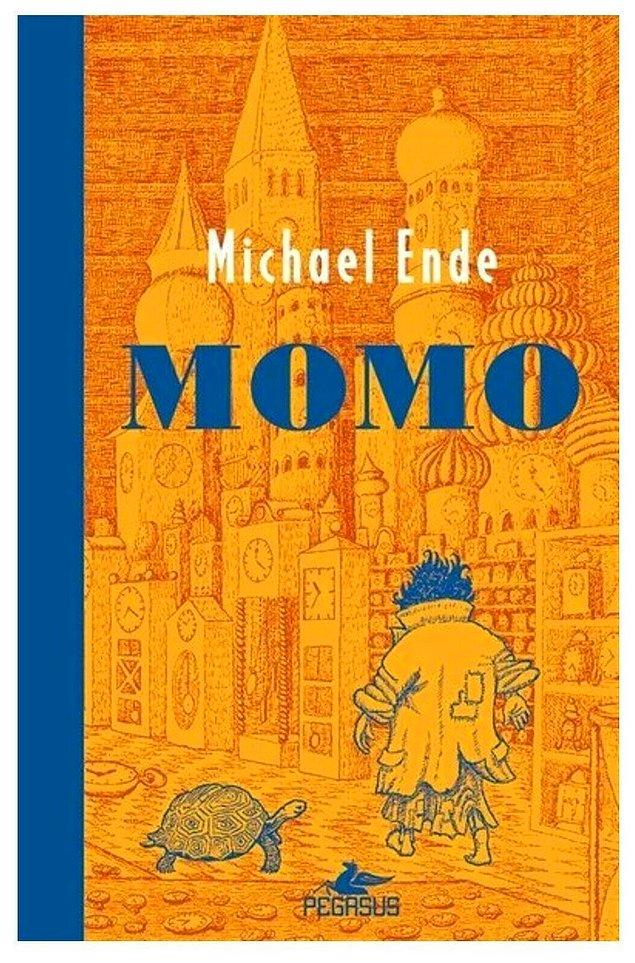 10. Michaler Ende- Momo