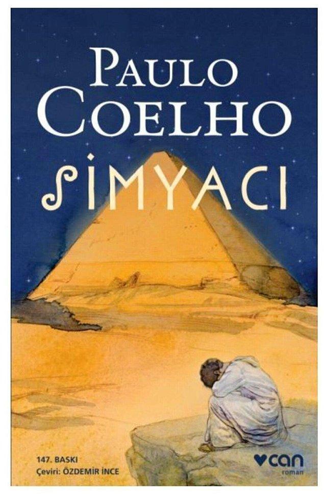 11. Paulo Coelho- Simyacı