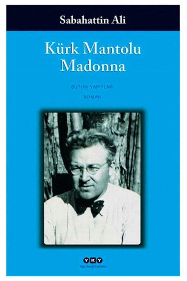 12. Sabahattin Ali- Kürk Mantolu Madonna