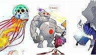 Ünlü İnternet Siteleri Oyun Karakteri Olsalar Nasıl Görünürlerdi?
