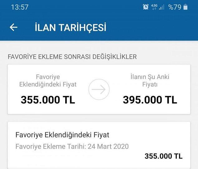 Sizin de bildiğiniz gibi artık Türkiye'de ev ve araba sahibi olmak çok zor. İkinci el arabaları bile almak için 10 kere düşünüyoruz. Fiyatlar asla yerinde durmuyor. Kazandığımız parayı sadece barınma ve mutfak giderleri için cebimizden çıkarıyoruz.