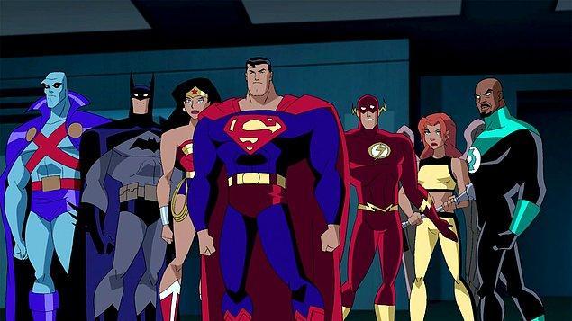94. Justice League Unlimited (2004)