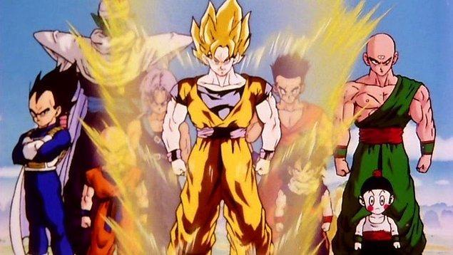 79. Dragon Ball Z (1989)