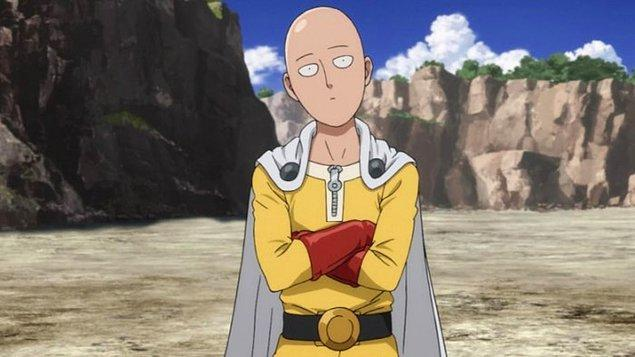 68. One Punch Man (2015)