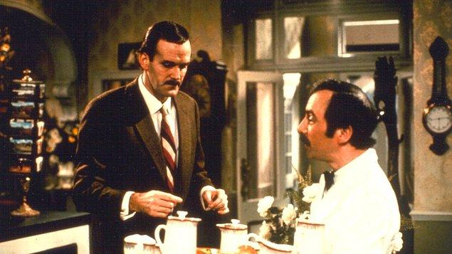 62. Fawlty Towers (1975)