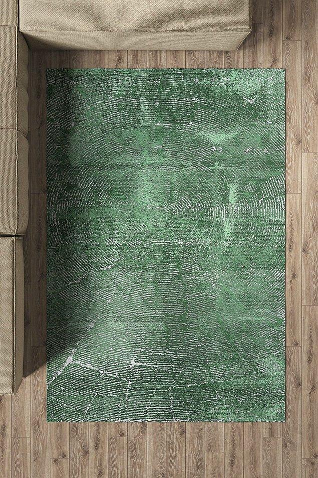 13. Yeşil halılar