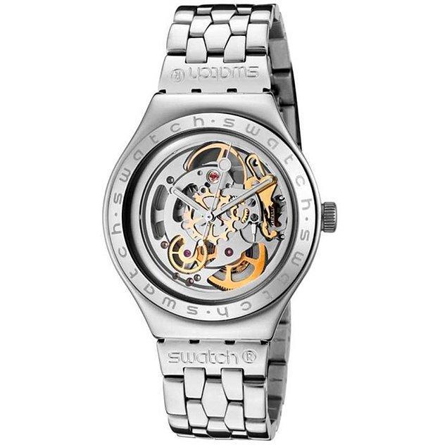 3. Stilinizi saat zevkinize yansıtmak istiyorsanız Swatch saat modellerine göz atmalısınız.