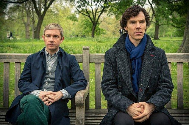 22. Sherlock (2010)
