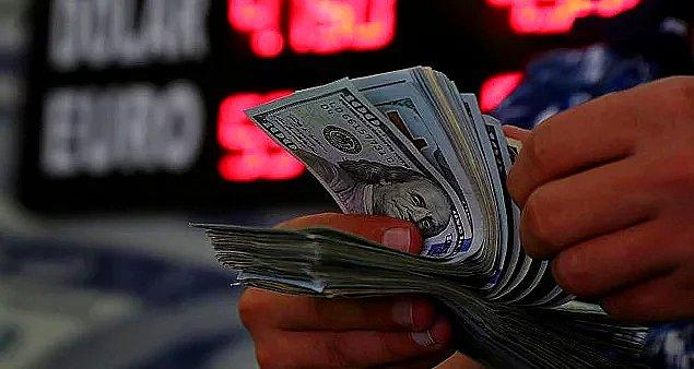 Dünyanın Önemli Bazı Ülkelerinin Para Birimlerinin Türk Lirası Karşılığı İse Şöyle;