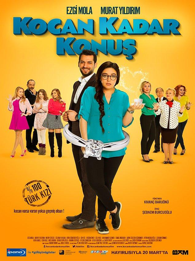 11. Kocan Kadar Konuş (2015)