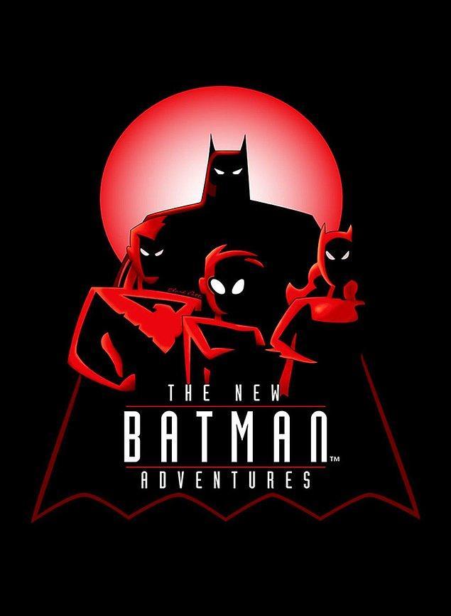 36. The New Batman Adventures