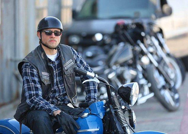 29. Sons of Anarchy