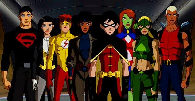 24. Young Justice