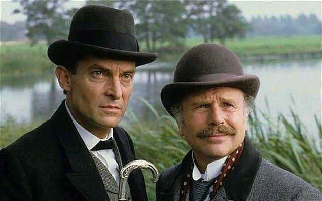 15. The Adventures of Sherlock Holmes