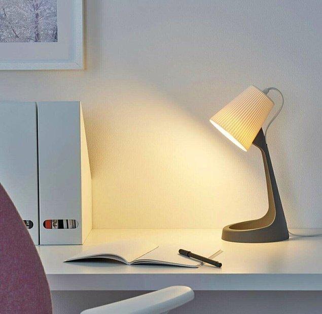 3. Çalışırken ortamın ışığı çok önemli.