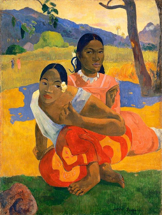When Will You Marry? - Paul Gauguin