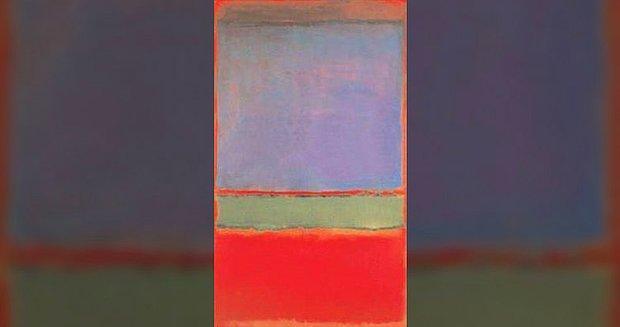 No. 6 - Mark Rothko