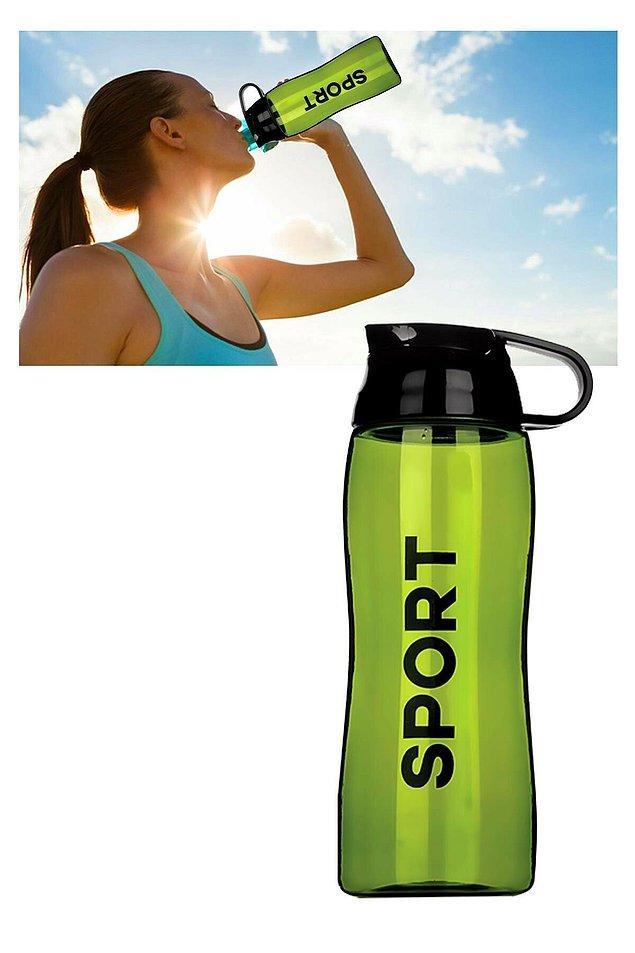 11. Her ne spor yaparsanız yapın, spor sonrasında kaybettiğiniz suyu geri almayı ihmal etmeyin.