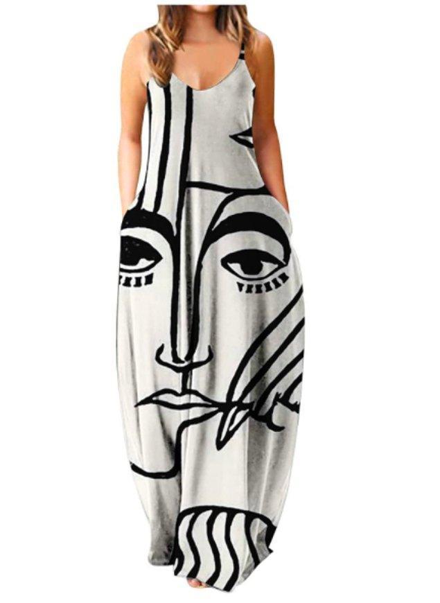 21. Kolsuz, salaş, farklı desen seçenekleri olan bu elbiseye bayıldım doğrusu...