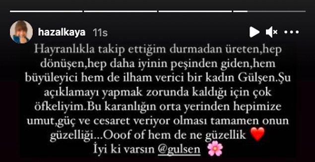 Hazal Kaya,