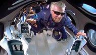 🚀 Uzay Bileti Kaç Dolar? Uzaya Çıkan İlk Milyarder Richard Branson Başarıyla Geri Döndü, Sıra Ünlülerde