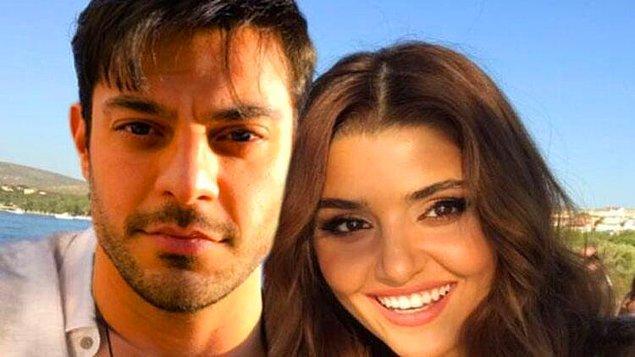 Mehmet Dinçerler'in adını daha önce nerden duymuş olabilirsiniz, ona bir bakalım. Kendisi 2017 yılında Hande Erçel ile bir ilişki yaşamıştı.