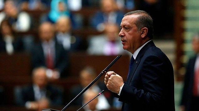 Erdoğan'ın satırbaşları şöyle: