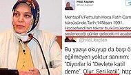Hilal Kaplan'ın TRT Yönetim Kurulu'na Atanmasına Gelen Tepkiler ve Görmeniz Gereken Eski Paylaşımları