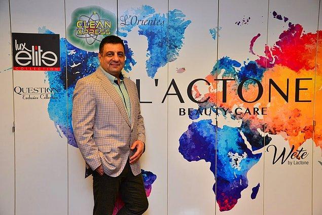 2015 yılında bir parfüm markası olarak kurduğu ve sonrasında güzellik sektöründe birçok ödüle layık görülen L'Actone Holding'in yönetim kurulu başkanıdır.