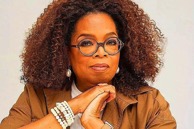 5. Oprah Winfrey
