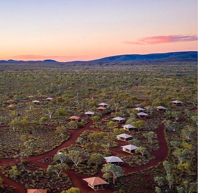 18. Karijini Eco Retreat - Batı Avustralya