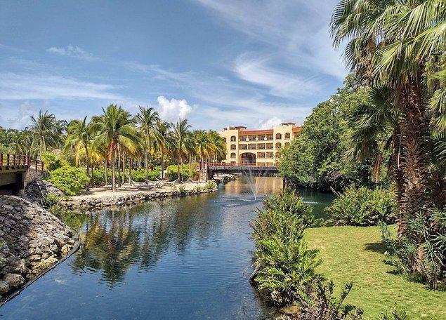 16. Hacienda Tres Rios - Meksika