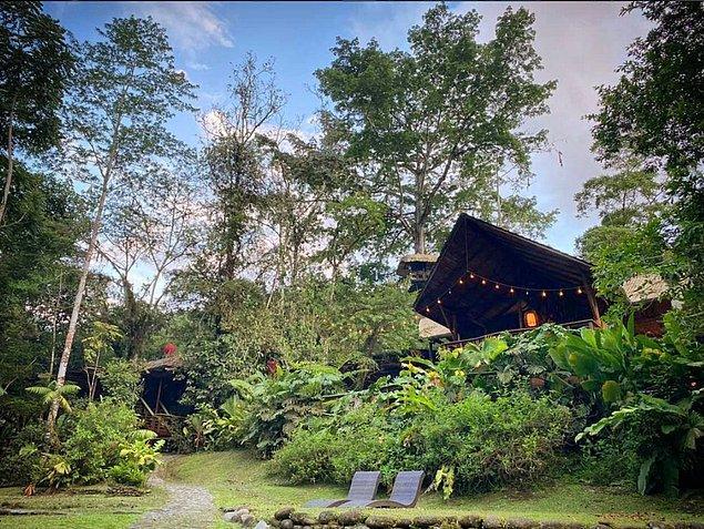 11. Pacuare Lodge - Kosta Rika