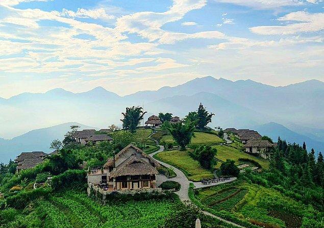 6. Topas Ecolodge - Vietnam