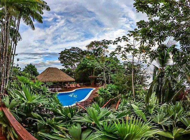 3. Lapa Rios Lodge - Kosta Rika