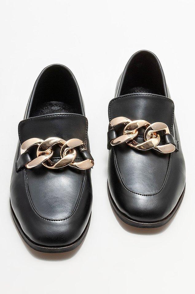 Klasik sevenlere özel kadın loafer modellere şuradan göz atabilirsiniz. 👇