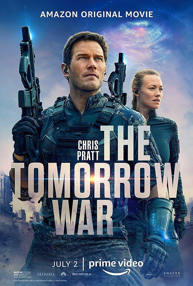 13. The Tomorrow War