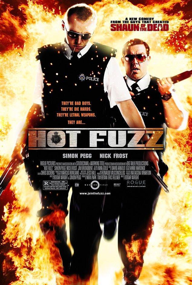 5. Hot Fuzz