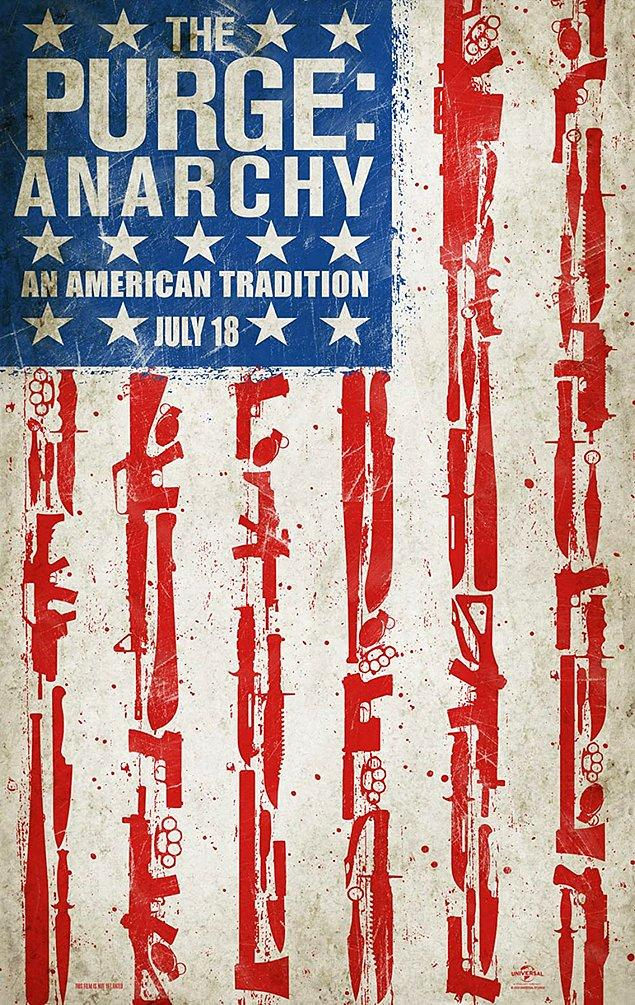 15. The Purge: Anarchy