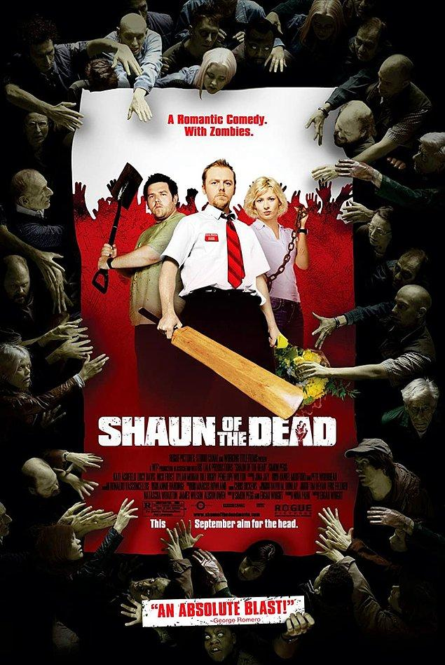 4. Shaun of the Dead